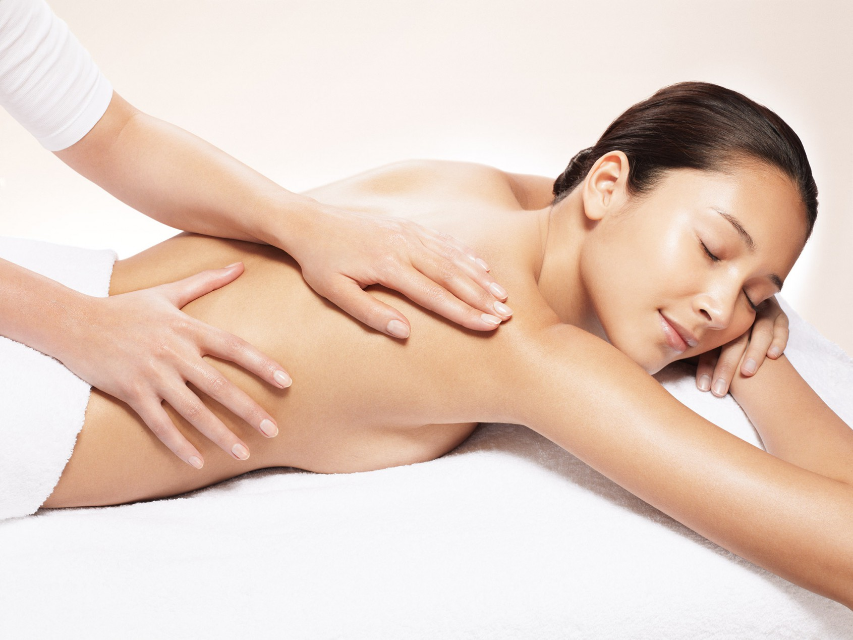 Clarins Massage Treatments at FLS