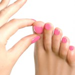 Jessica Nails Pedicure at FLS Bath & Wells