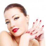 Jessica Nails Manicure at FLS Bath & Wells