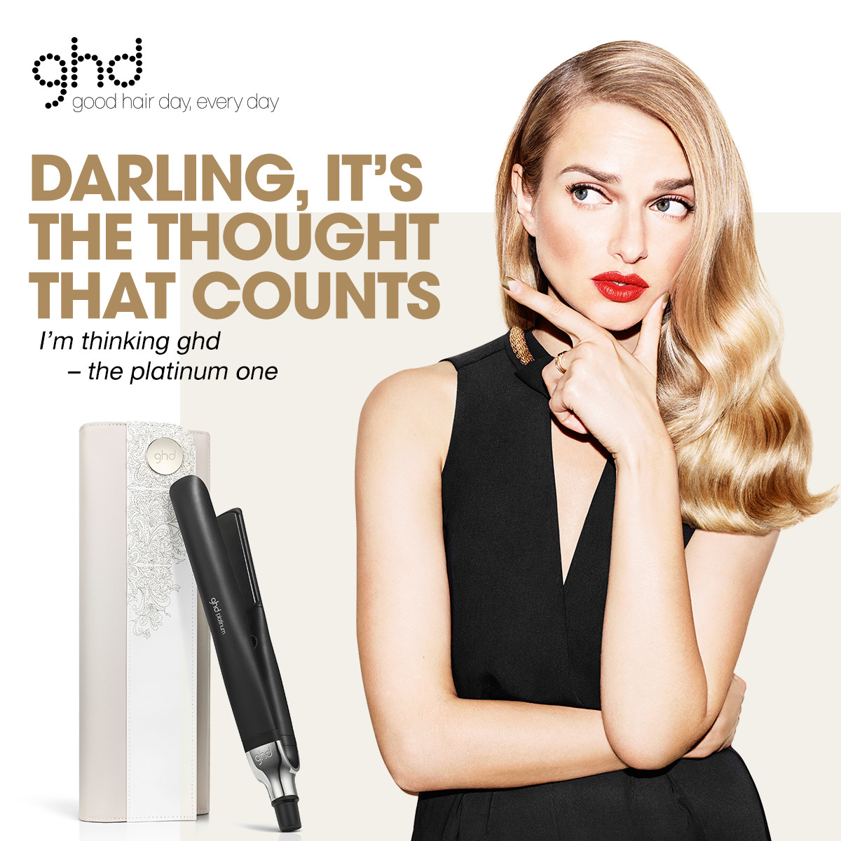 ghd on sale at FLS hairdressing salons