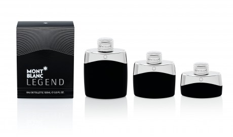 Mont Blanc Legend fragrance