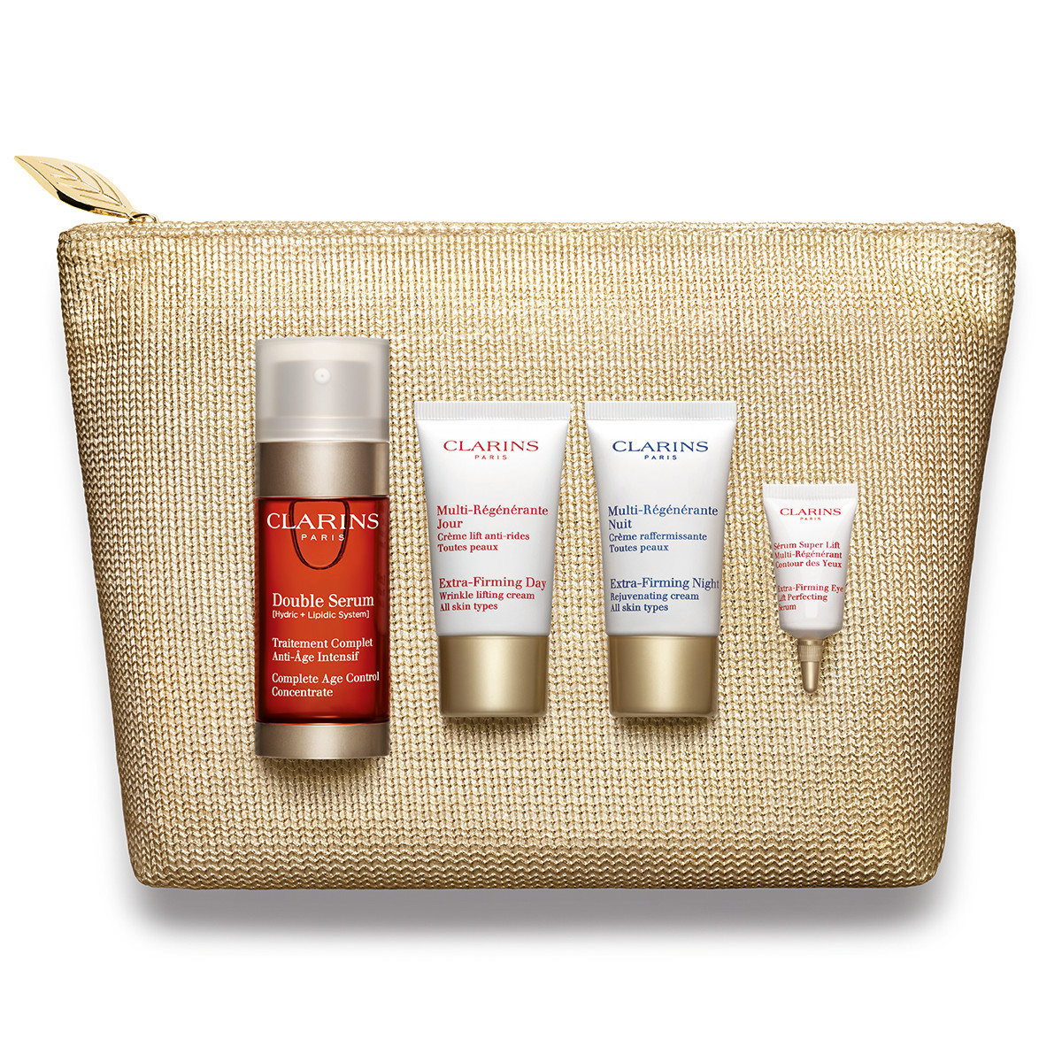 Clarins Coffrets available at Bath and Wells Beauty salons