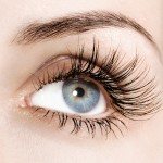 Eyelash tint at Frontlinestyle Wells and Bath Beauty salons