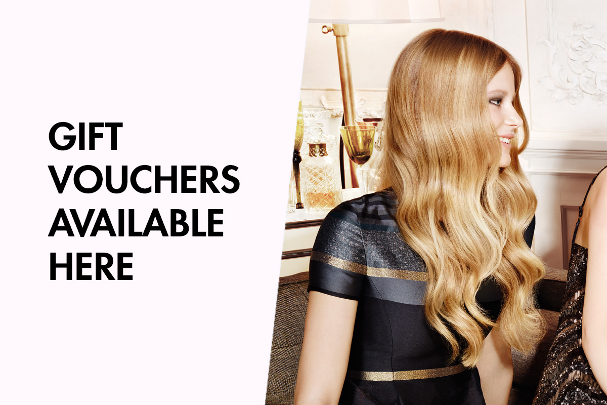 Gift vouchers at Frontlinestyle hair and beauty salons