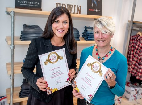 Best Day Spa and Best Hair Salon in Somerset Award 2016
