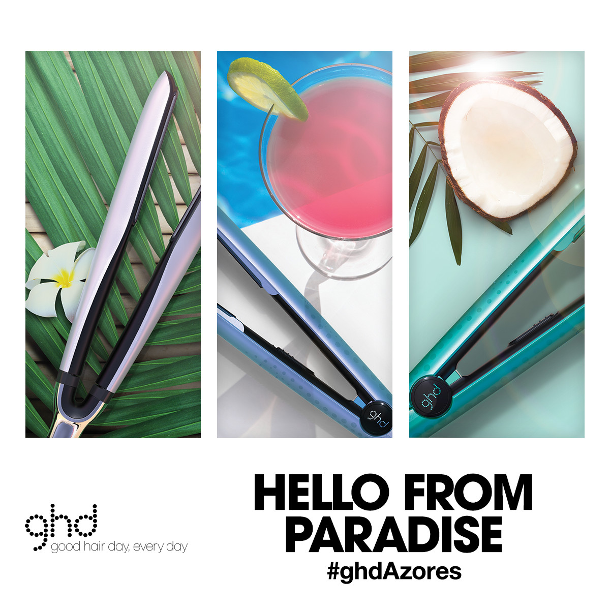ghd Azores at Frontlinestyle Hair & Beauty