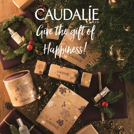 Caudalie Give the Gift of Happiness this Christmas