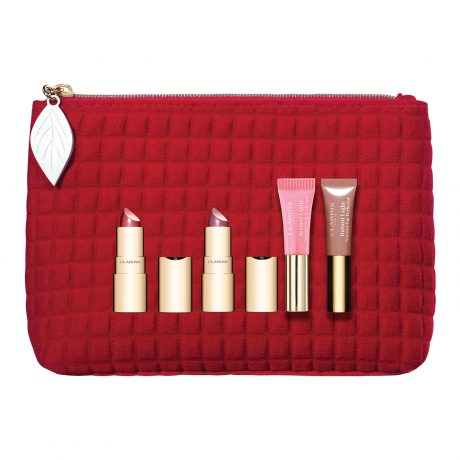Clarins Lip Collection at FLS Wells and Bath Beauty salons