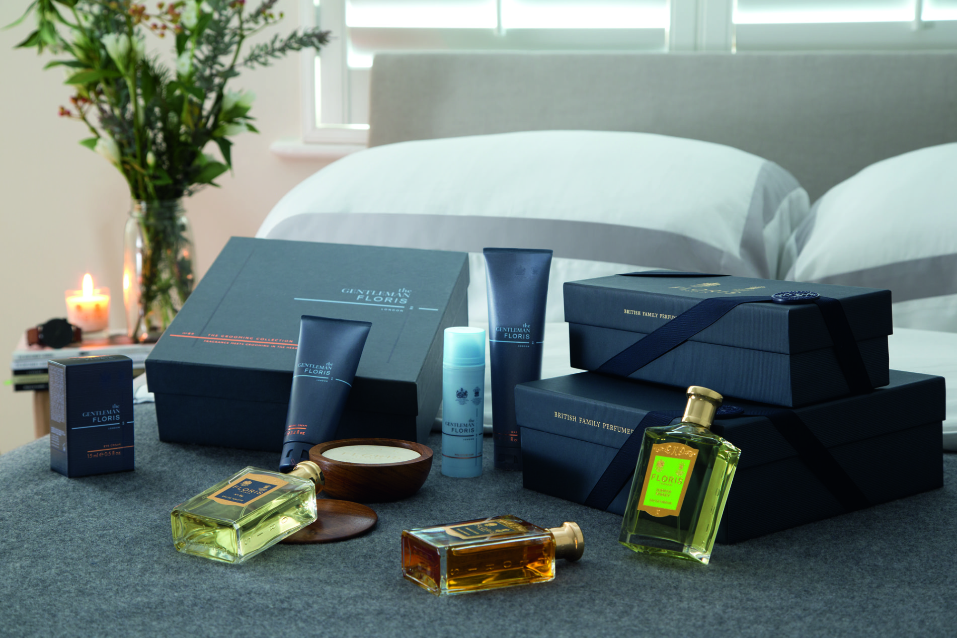 Floris London Men's Collections, No89 Fragrance, Shaving at Frontlinestyle
