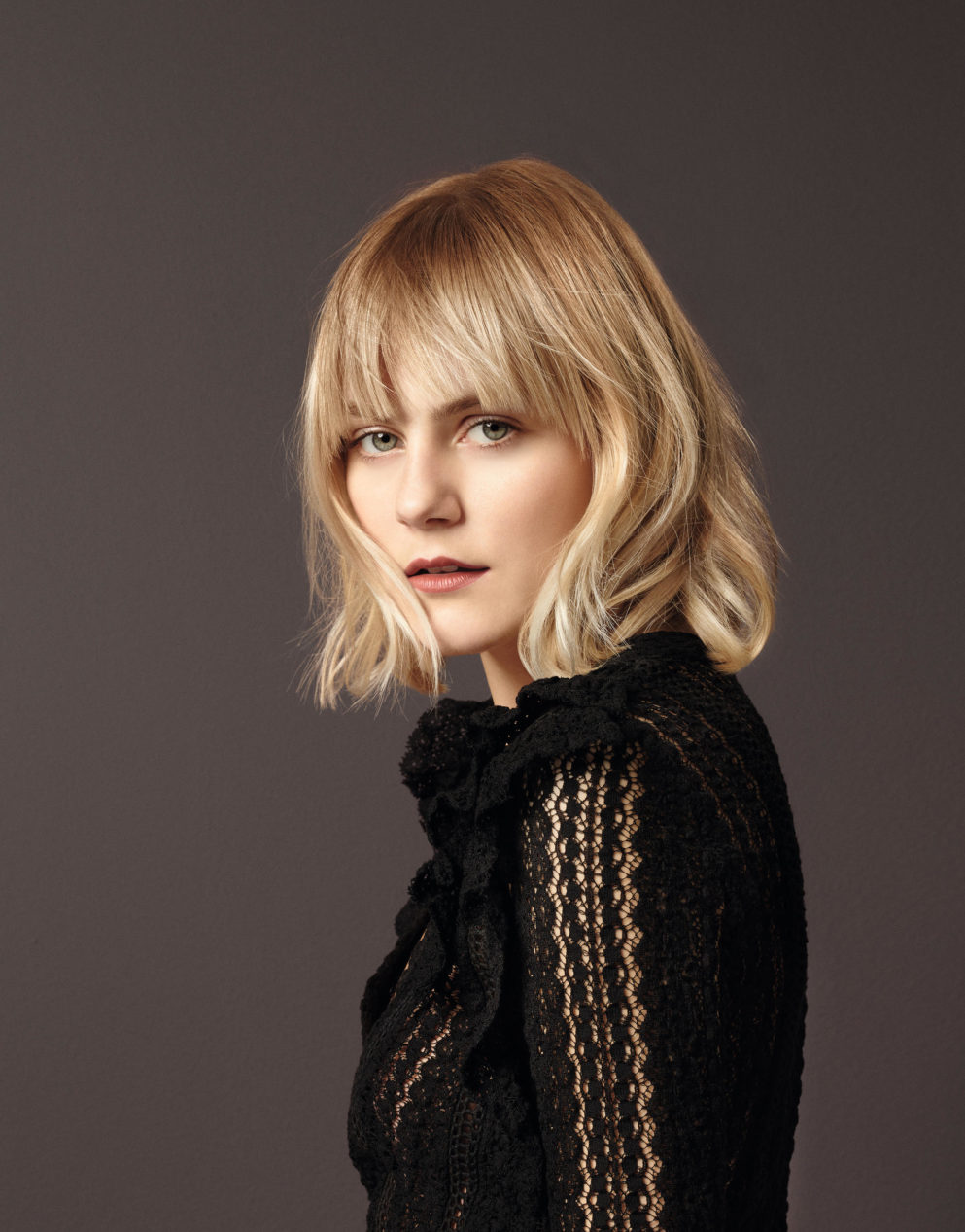L'Oréal Blonde at Frontlinestyle, Bath and Wells