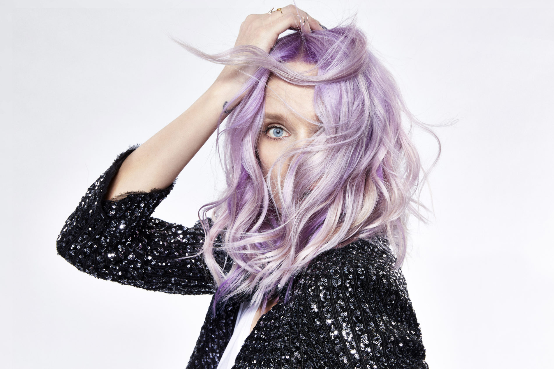 L'Oréal Purple at Frontlinestyle, Bath and Wells