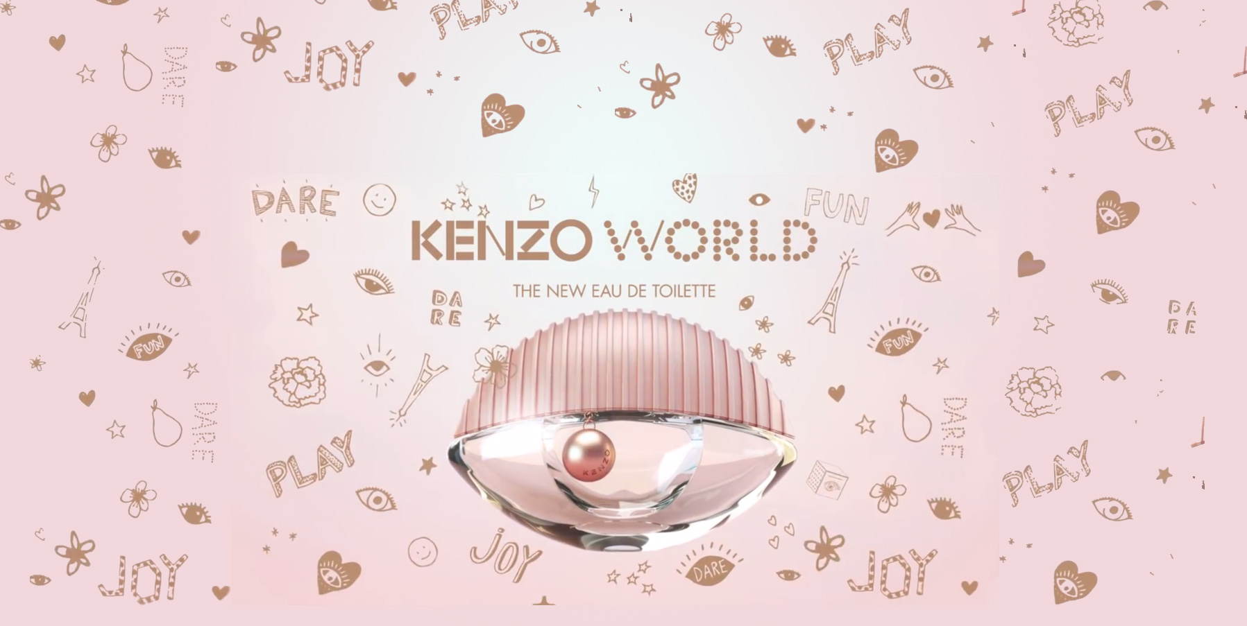 Kenzo World The New Eau De Toilette at Frontlinestyle Bath & Wells