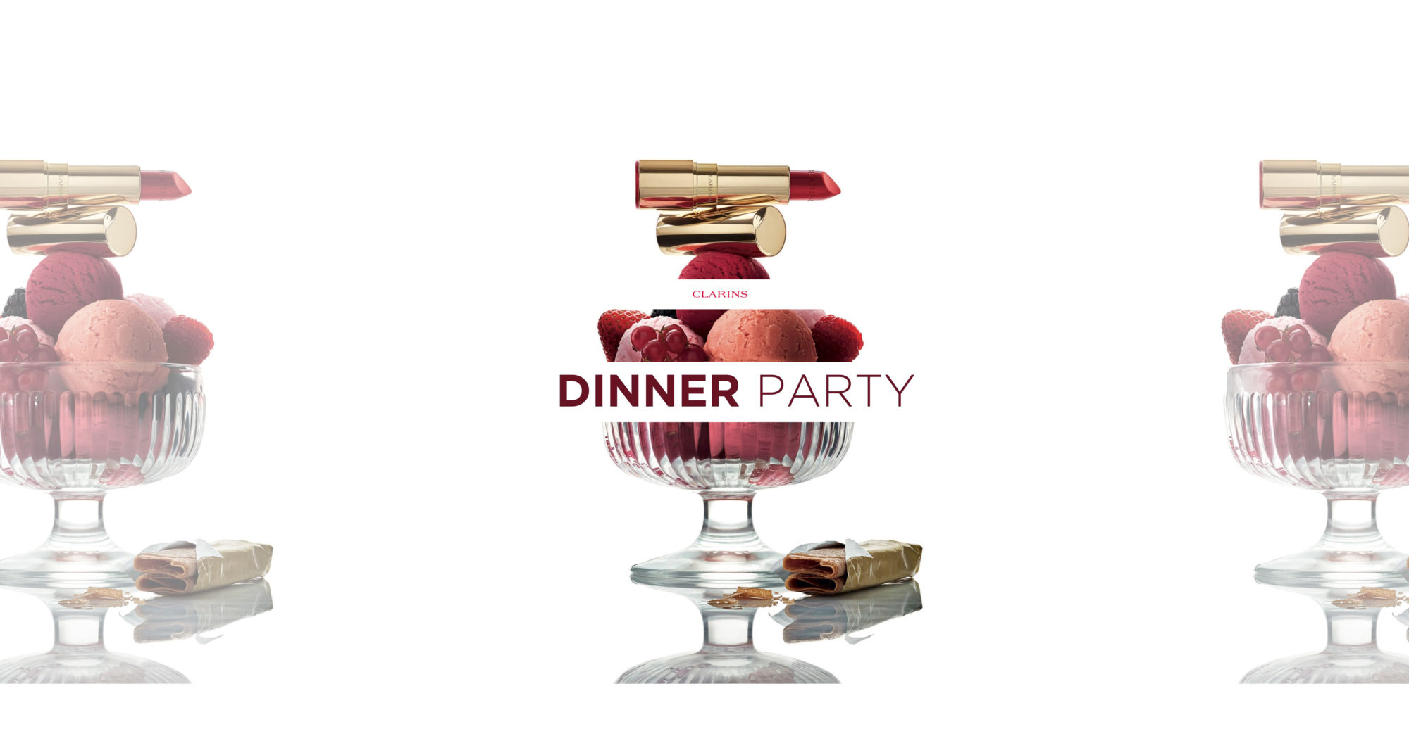 FLS & Clarins Dinner Event - 5th June