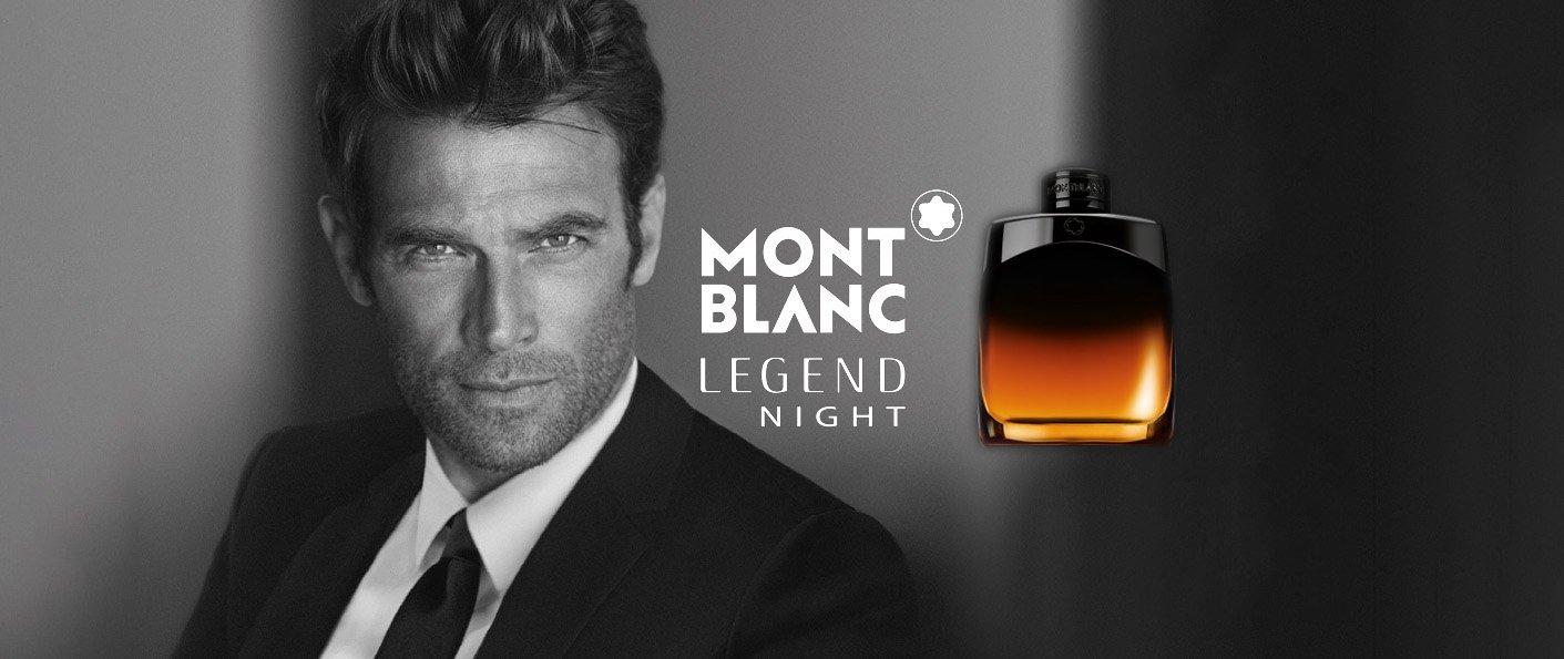 Mont Blanc Legend Night Eau De Parfum