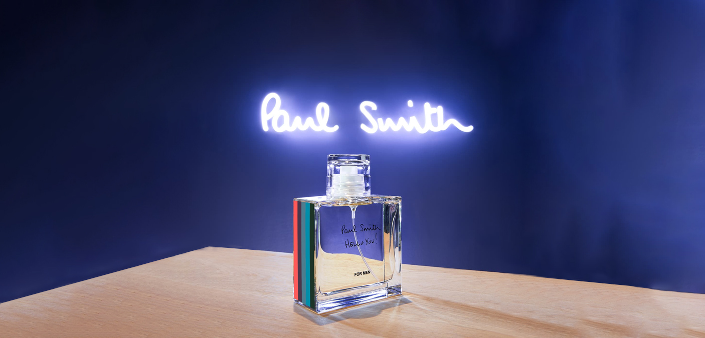 Hello You! by Paul Smith at Frontlinestyle