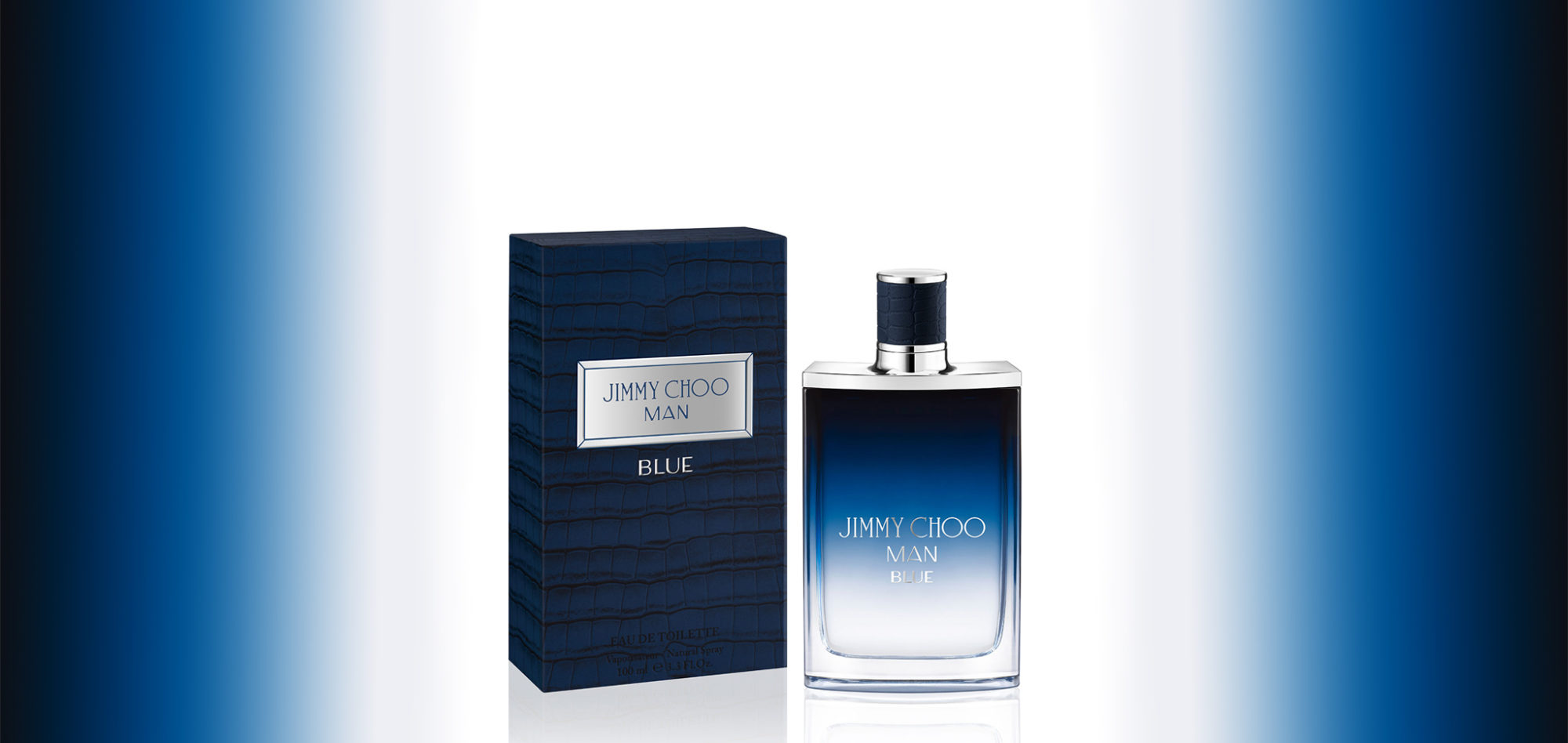 Jimmy Choo Man Blue Fragrance at Frontlinestyle
