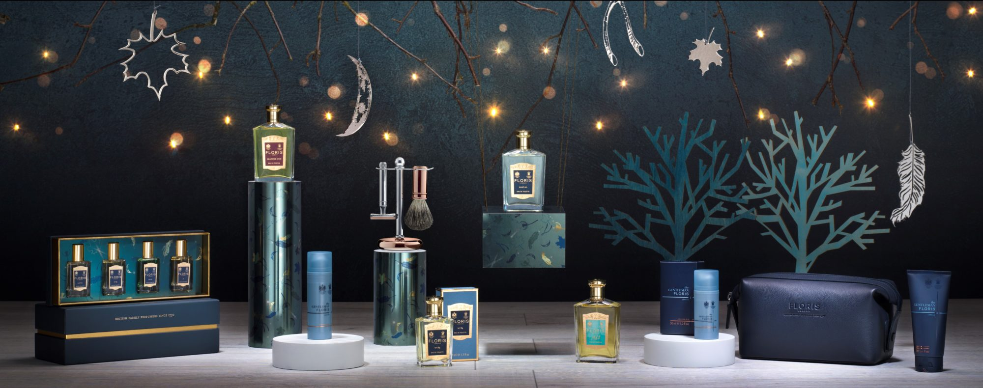 Floris Christmas at Frontlinestyle