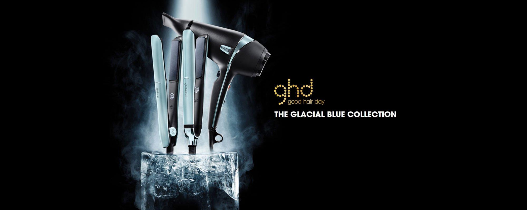 ghd Glacial Collection
