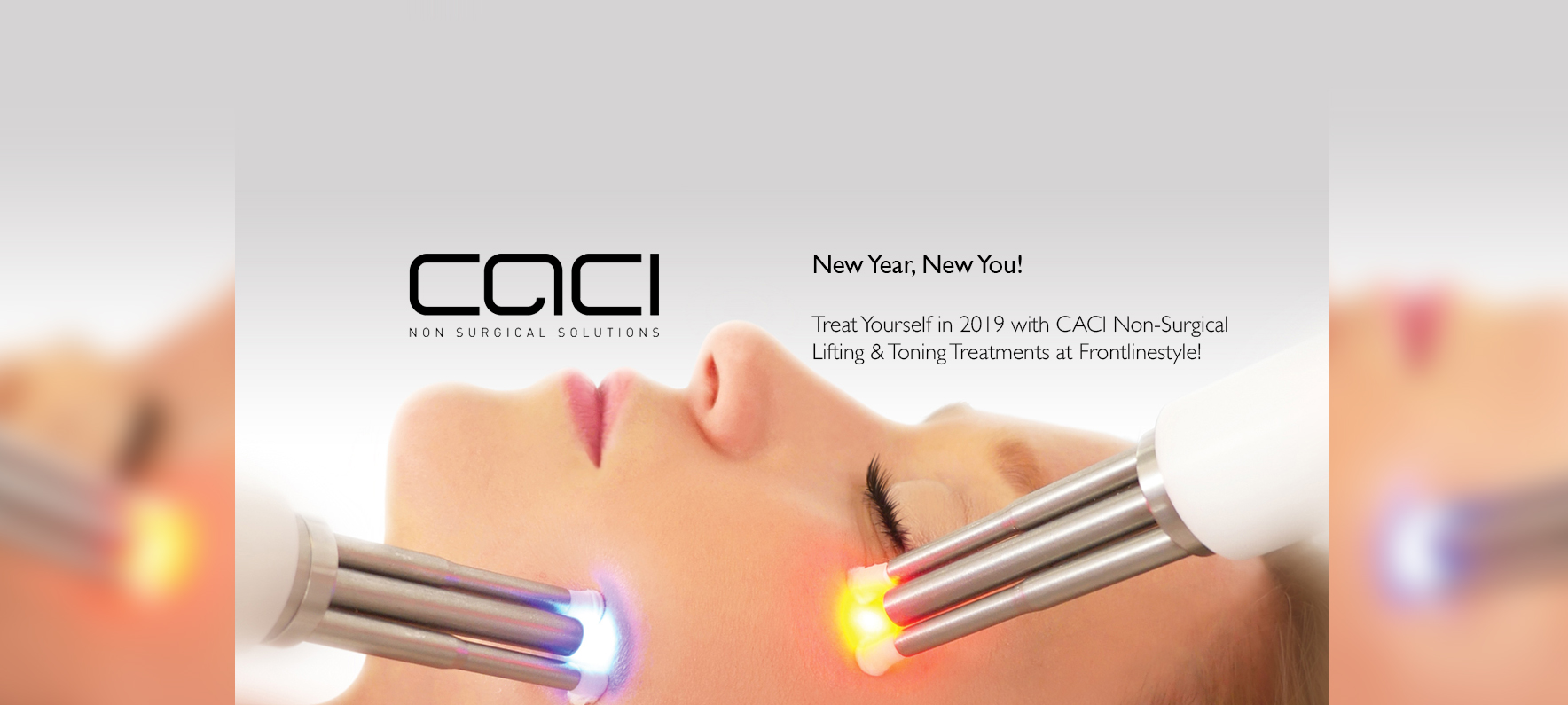 CACI - New Year New You