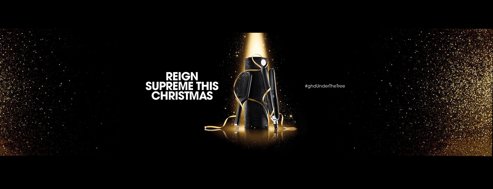 ghd Christmas at Frontlinestyle