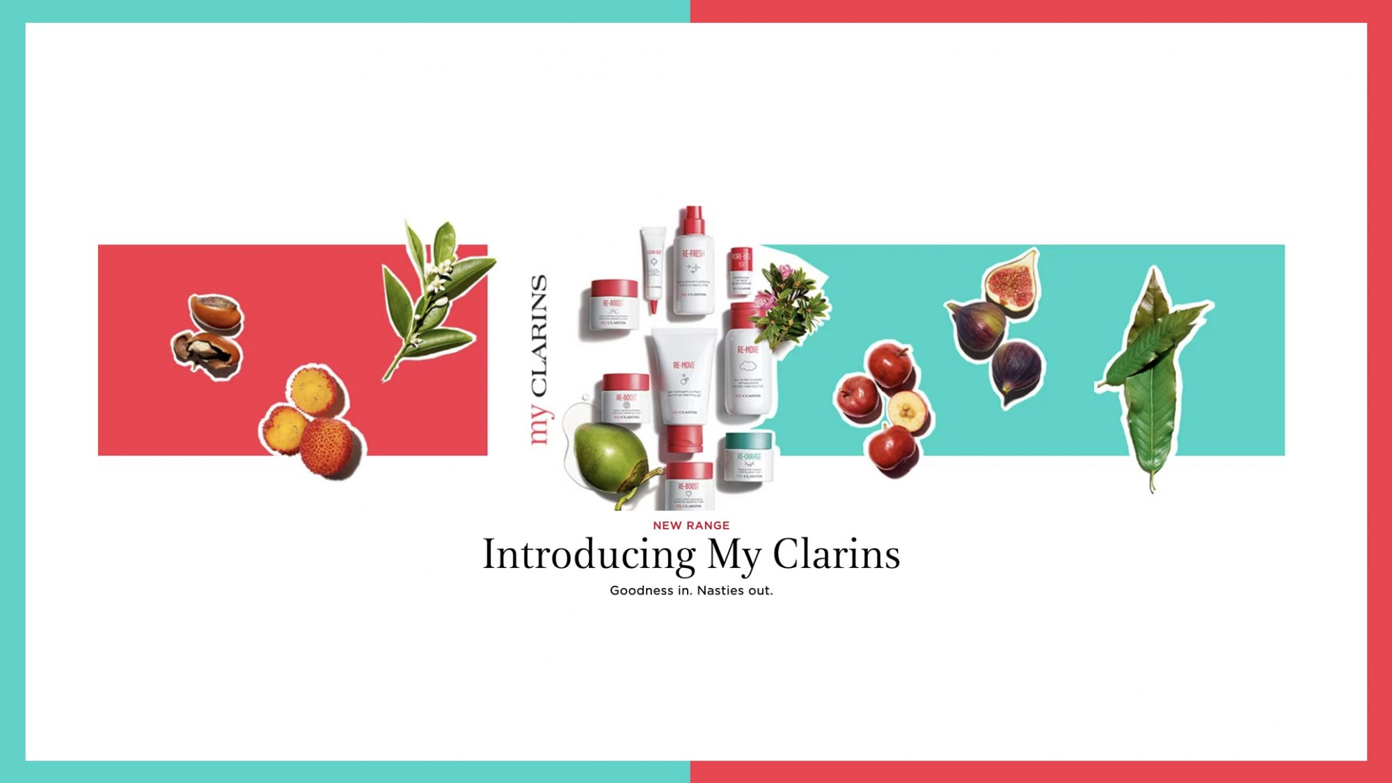 Clarins NEW myClarins Collection  - Click for Video