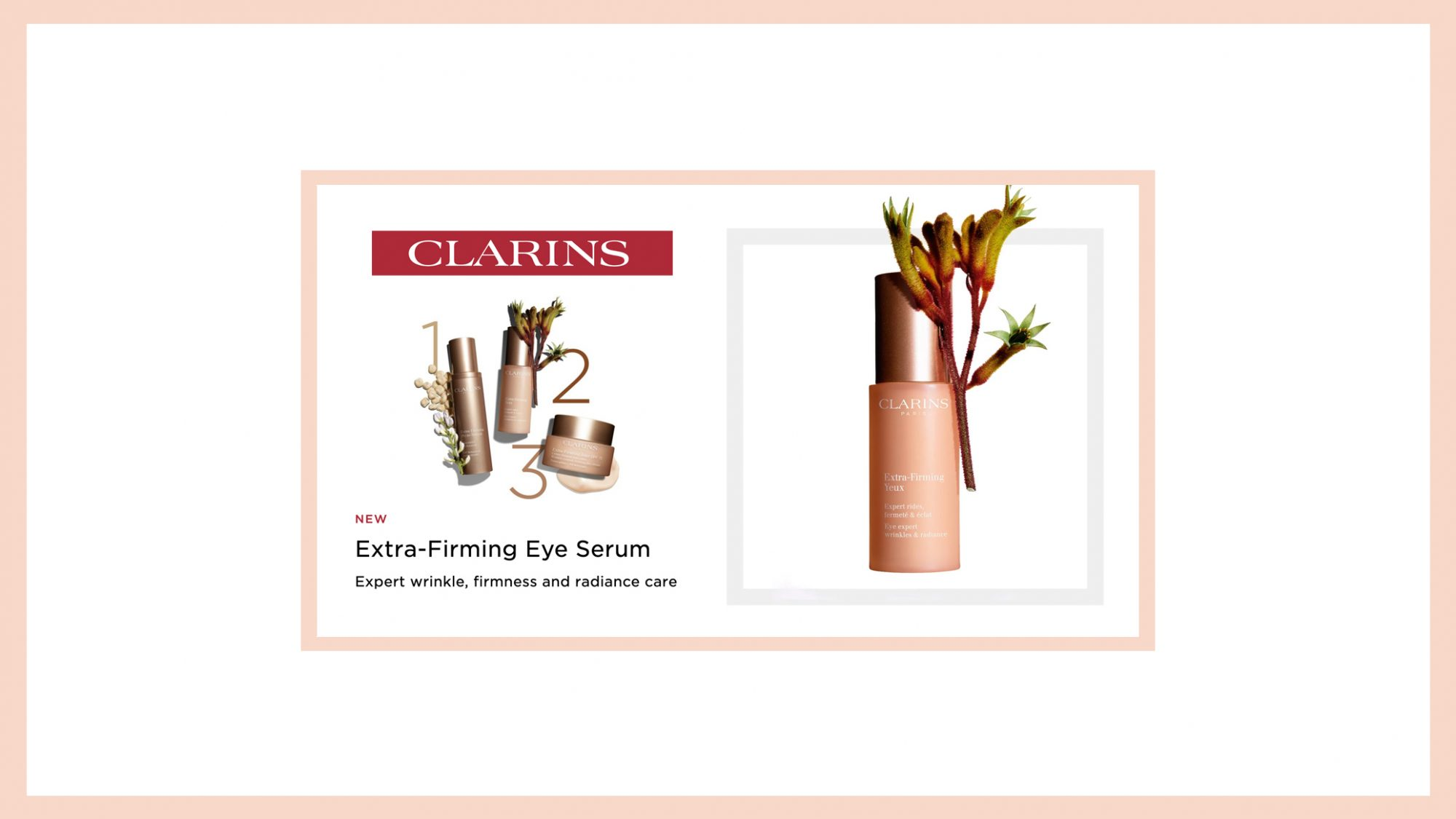 Clarins Extra-Firming Eye at Frontlinestyle