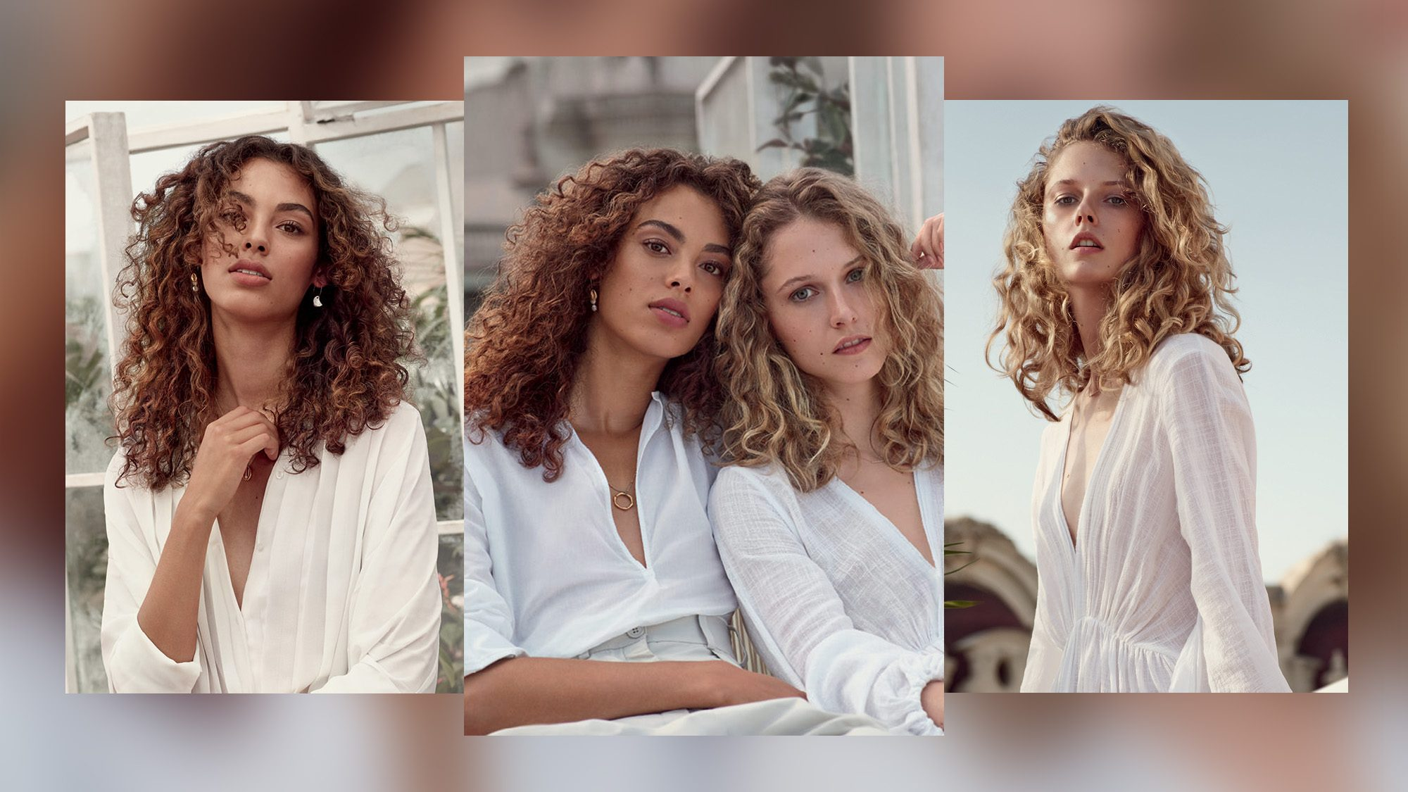 Wella Hair Waves Curls Beauty Banner 2019